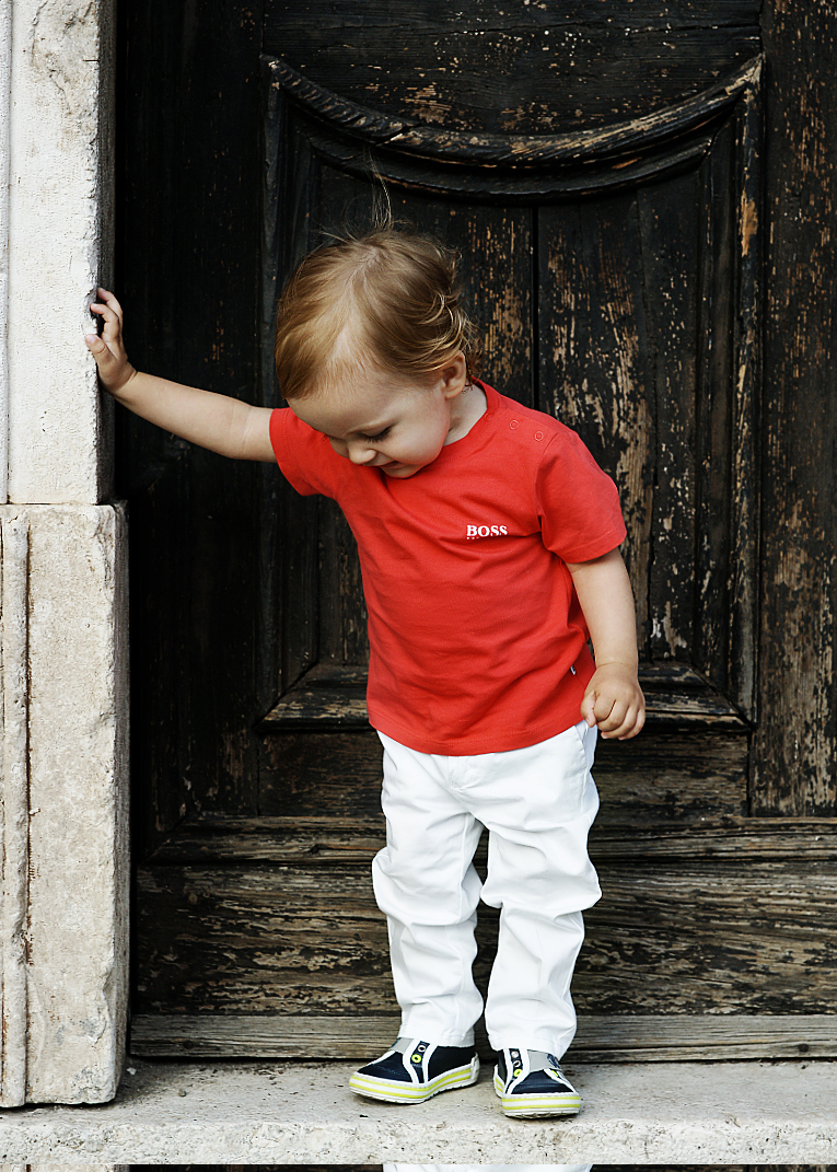 fashion story, Hugo Boss Kids, Armani Junior, RC Junior