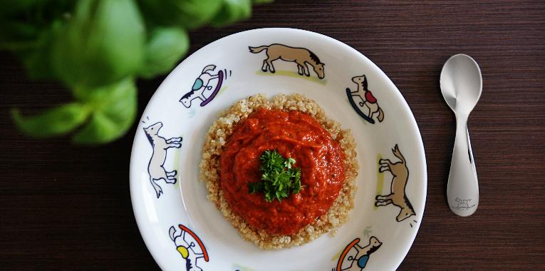 quinoa pro děti
