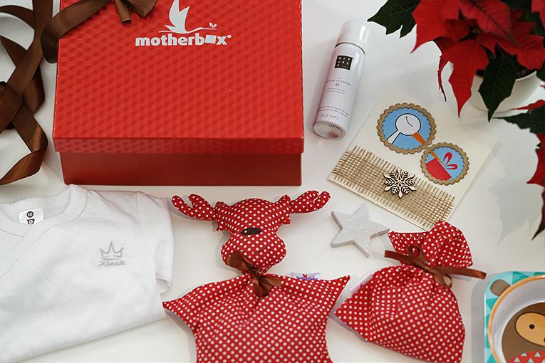Motherbox, Motherbox Vločka, dárek pro těhotné, první dárek z lásky