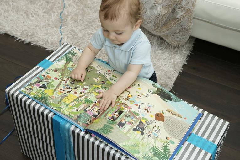 Mouk -Marc Boutavant, čteme dětem