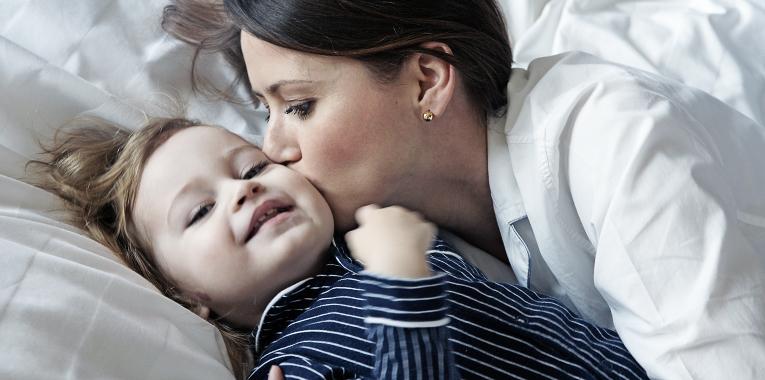 život na mateřské
