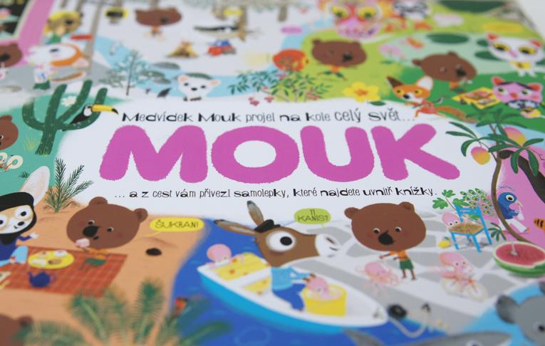 Mouk, Marc Boutavant, čteme dětem