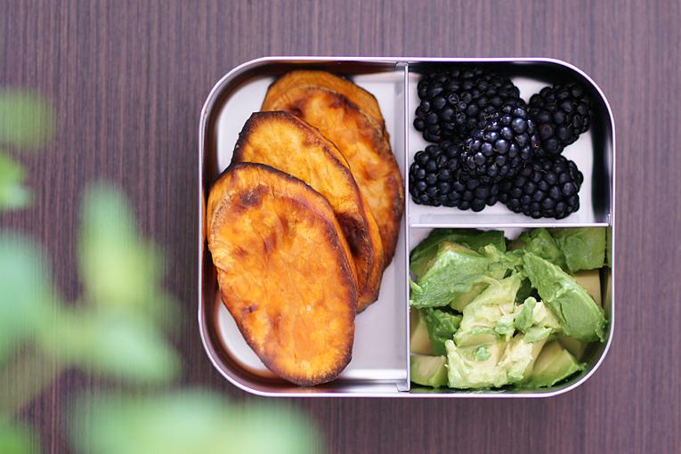 LunchBots, lunch box ideas, bataty, svačinka pro děti