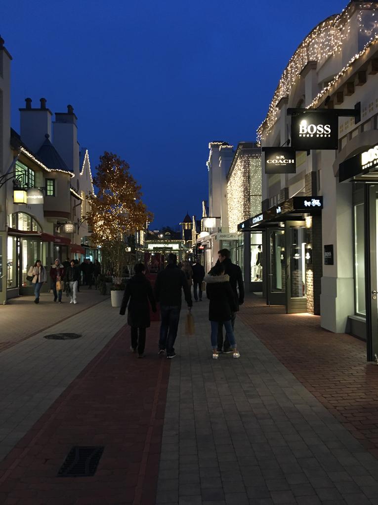 Ingolstadt Village, nákupy v Německu, nákupy v Ingolstadtu, tipy na dárky