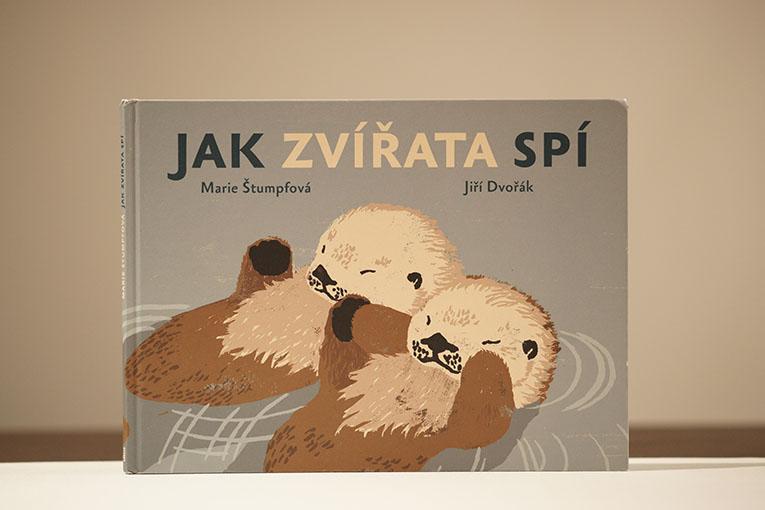 Jak zvířata spí, dětské knihy