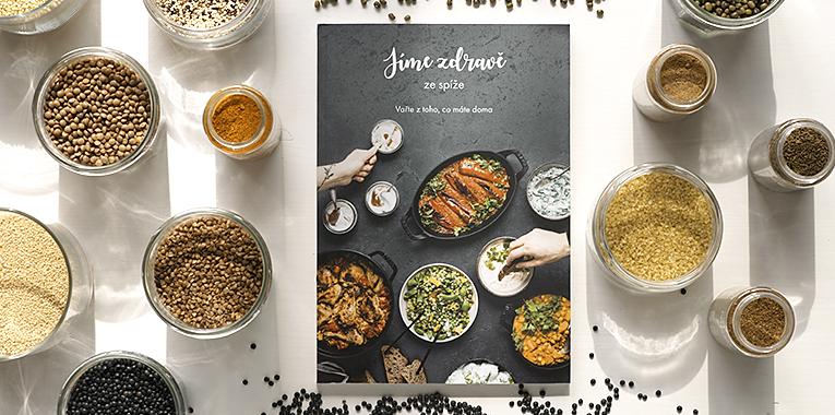 Soutěž, kuchařka, Jíme zdravě, Fitrecepty, zdravý životní styl, vaření podle sezónních potravin, sezónní potraviny, Jíme zdravě po celý rok