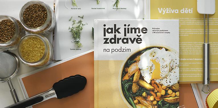 kuchařka Jíme zdravě, zdravé vaření