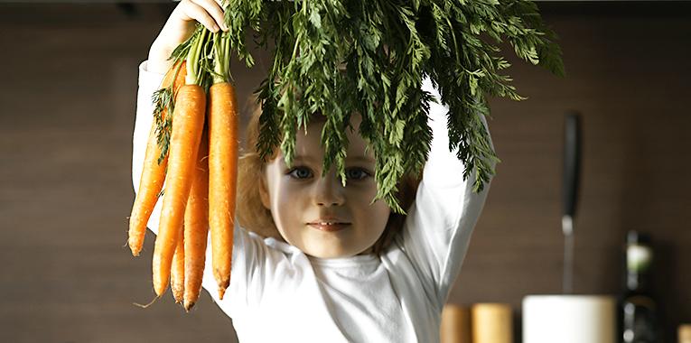výživa dětí, jak naučit děti zdravě jíst, zdravá strava pro děti, jídlo pro děti